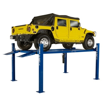 Bendpak Hd 9st 9 000 Lb 4 Post Service Parking Lift