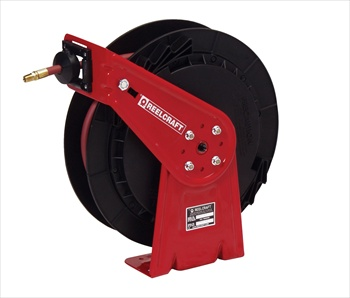 """ReelCraft RT635-OMP Oil Reel with Hose 3/8"""" x 35'"""